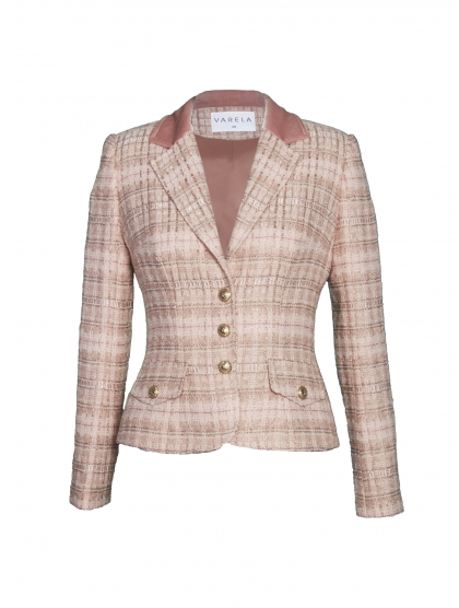 TWEED ARMY TAILOR JACKET