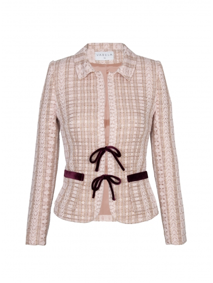 CHAQUETA NEW 60 TWEED