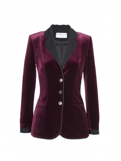 CHAQUETA SMOKING VELVET